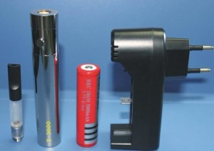 e-cigarette battery