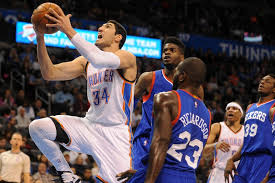 Oklahoma City Thunder Matches