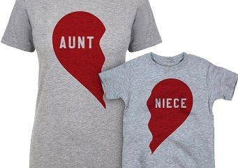 aunt and niece shirt